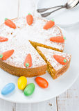 Carrot cakes Royalty Free Stock Image