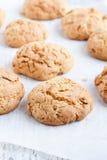 Carrot cookies Stock Photo