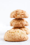 Carrot cookies Stock Images
