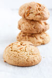 Carrot cookies Royalty Free Stock Photography
