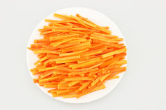 The Carrot Royalty Free Stock Image