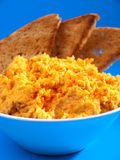 Carrot dip Royalty Free Stock Photo