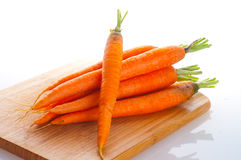 Carrot fresh vegetable group Stock Photo