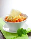 Carrot-ginger-salad Stock Photos