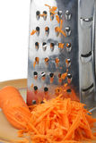 Carrot and grater Stock Images