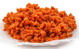 Carrot Halva Royalty Free Stock Image
