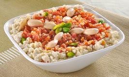 Carrot Halwa or Gajar Halwa-22 Stock Images