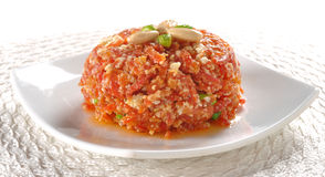 Carrot Halwa or Gajar Halwa-10 Stock Images