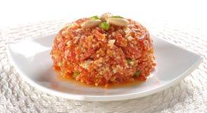 Carrot Halwa or Gajar Halwa-10 Stock Images
