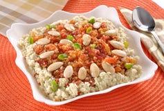 Carrot Halwa or Gajar Halwa-9 Royalty Free Stock Image
