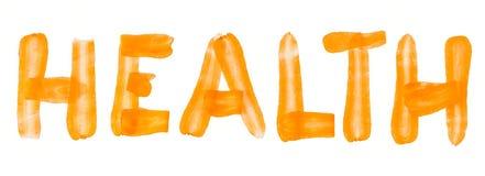 Carrot health Stock Photos