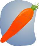 Carrot illustration Stock Photos