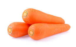 Carrot isolated Royalty Free Stock Photos