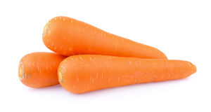 Carrot isolated Royalty Free Stock Images