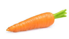 Carrot isolated on white Stock Photography
