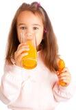 Carrot juice Stock Photo