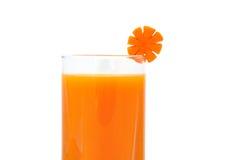 Carrot Juice Royalty Free Stock Image