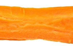Carrot macro Royalty Free Stock Photography