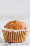 Carrot muffin Royalty Free Stock Photography
