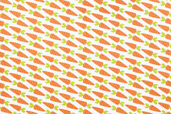Carrot pattern paper. Close up of carrot pattern paper, texture background Stock Images