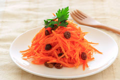 Carrot rapees Stock Photo
