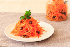 Carrot rapees Stock Images