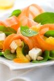 Carrot salad Stock Photography