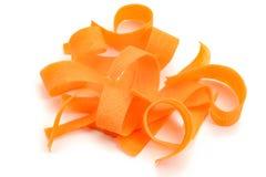 Free Carrot Shavings On White Background Royalty Free Stock Photo - 144906235