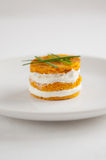 Carrot Snack Appetizer Stock Images