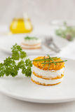 Carrot Snack Appetizer Royalty Free Stock Image