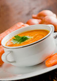 Carrot Soup Stock Photos