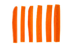 Carrot stick Royalty Free Stock Photography
