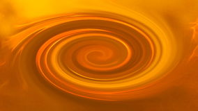 Carrot swirl abstraction stock video
