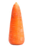 Carrot on top Stock Photography