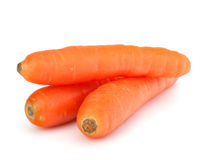 Carrot tubers Stock Photos