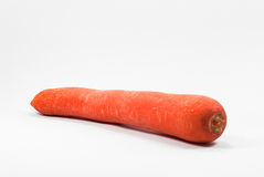 Carrot vegetable isolated on white background Royalty Free Stock Photography