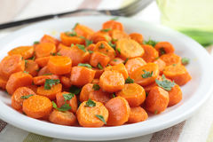 Carrot vichy Royalty Free Stock Photography