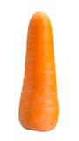Carrot on white Stock Photos