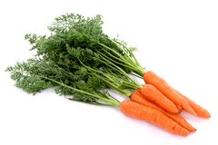Carrots_02 Stock Photography