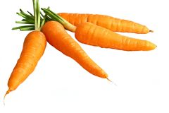 Free Carrots Royalty Free Stock Photo - 2531675