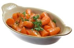 Carrots Stock Photography