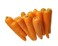 Carrots Royalty Free Stock Images