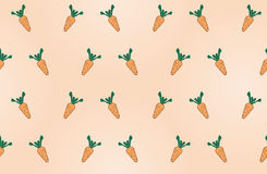 Carrots background Royalty Free Stock Image