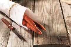 Carrots from the garden Stock Photos