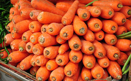 Carrots are good for you Royalty Free Stock Image