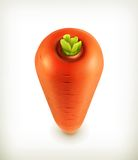 Carrots icon Royalty Free Stock Image