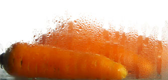 Free Carrots In Steamer Stock Photography - 3079762