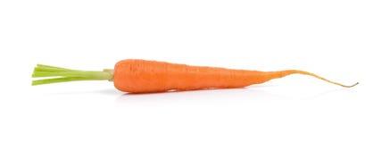 Carrots isolated on white background Stock Image