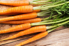 Carrots. Stock Image