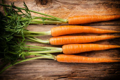 Carrots. Royalty Free Stock Photos